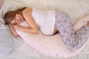 zwanger slapen