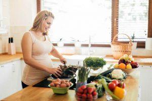 Voeding zwangerschap