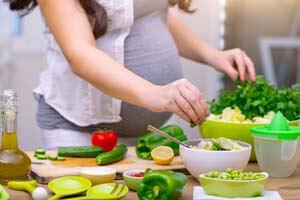 Gezond eten zwangerschap
