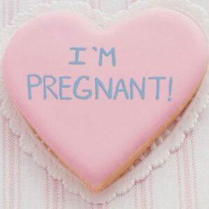 Zwangerschapsaankondiging tweeling