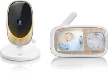 Motorola Comfort 40 Connect babyfoon